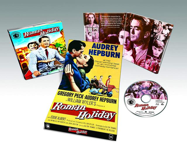 画像: ROMAN HOLIDAY - 4K RESTORATION/REMASTER SOUND