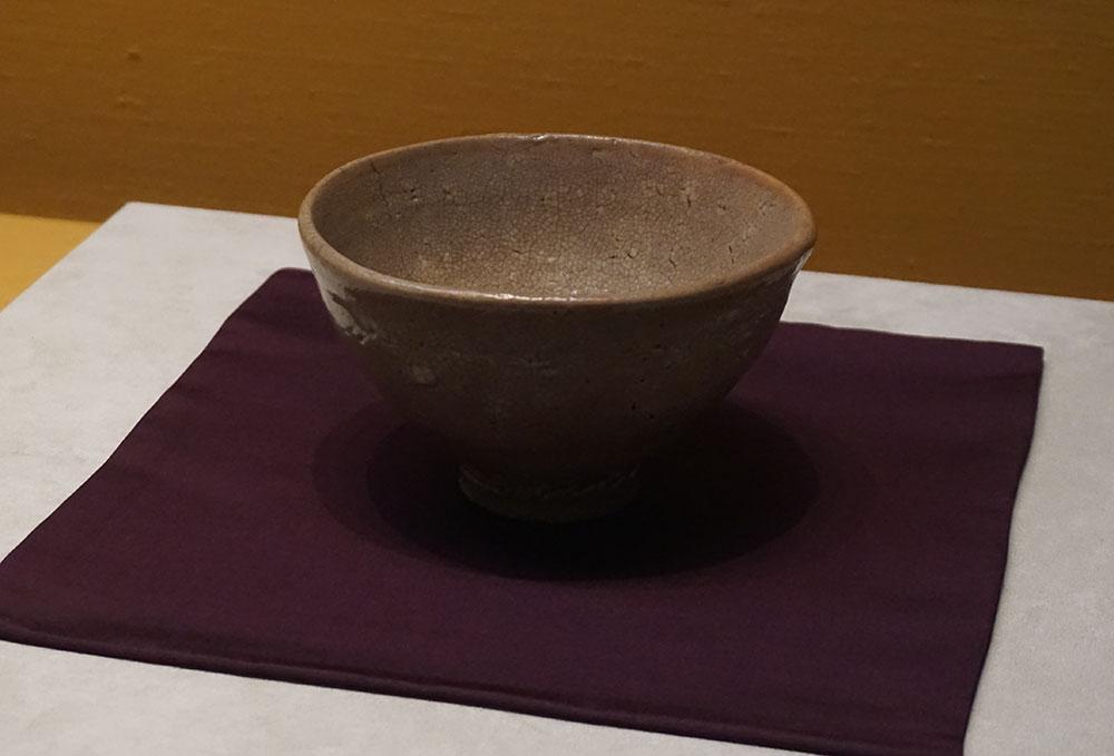 画像: 重要美術品 大井戸茶碗 有楽井戸 朝鮮時代・16世紀 東京国立博物館蔵