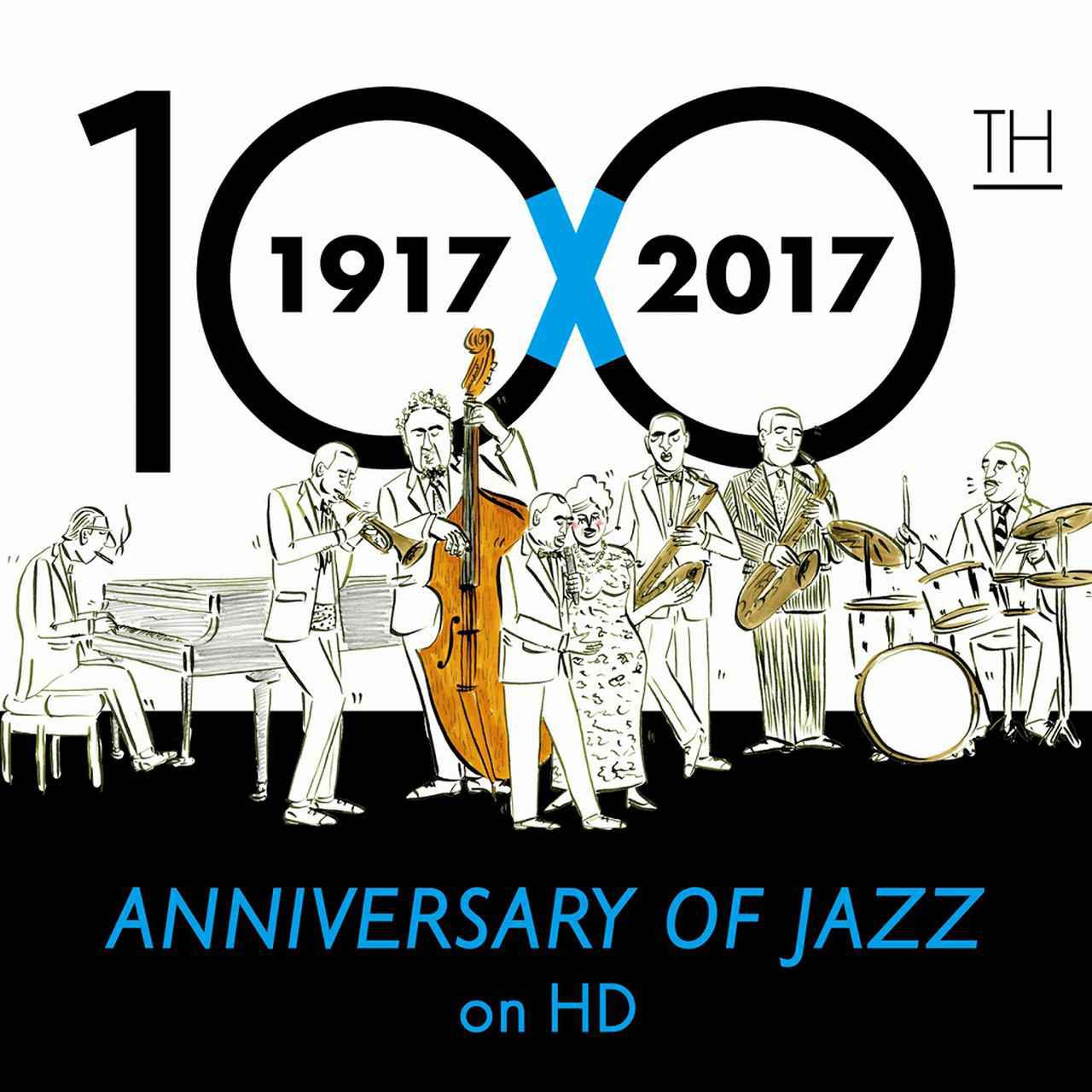 画像: 100th Anniversary Of Jazz On HD / Various Artists