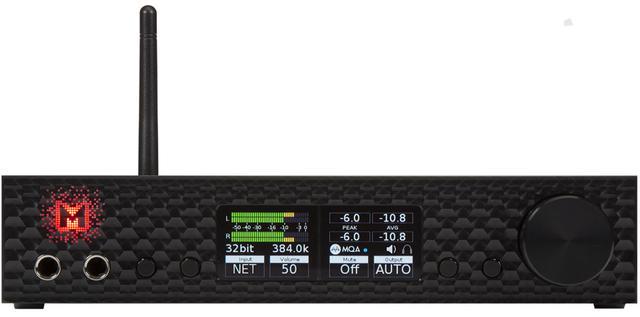 画像1: MYTEK Digital、USB DAC「Brooklyn Bridge」と操作アプリ「Mytek Control Panel」のアップデートを実施