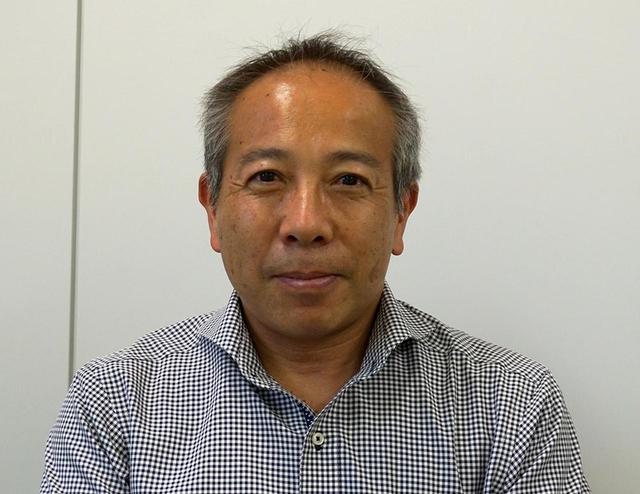 画像: 株式会社デジオン 営業部門 営業部 ゼネラル・マネージャーの蒲地 寛さん