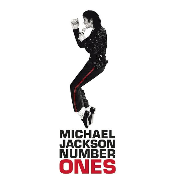 画像: Number Ones/Michael Jackson
