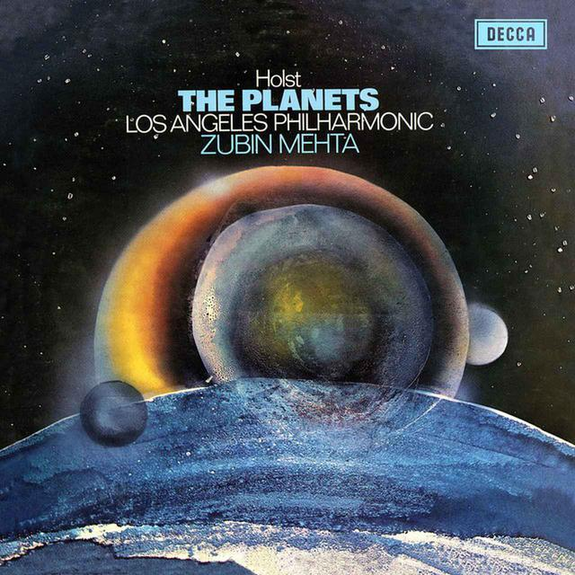 画像: Holst: The Planets/Los Angeles Philharmonic Orchestra, Zubin Mehta