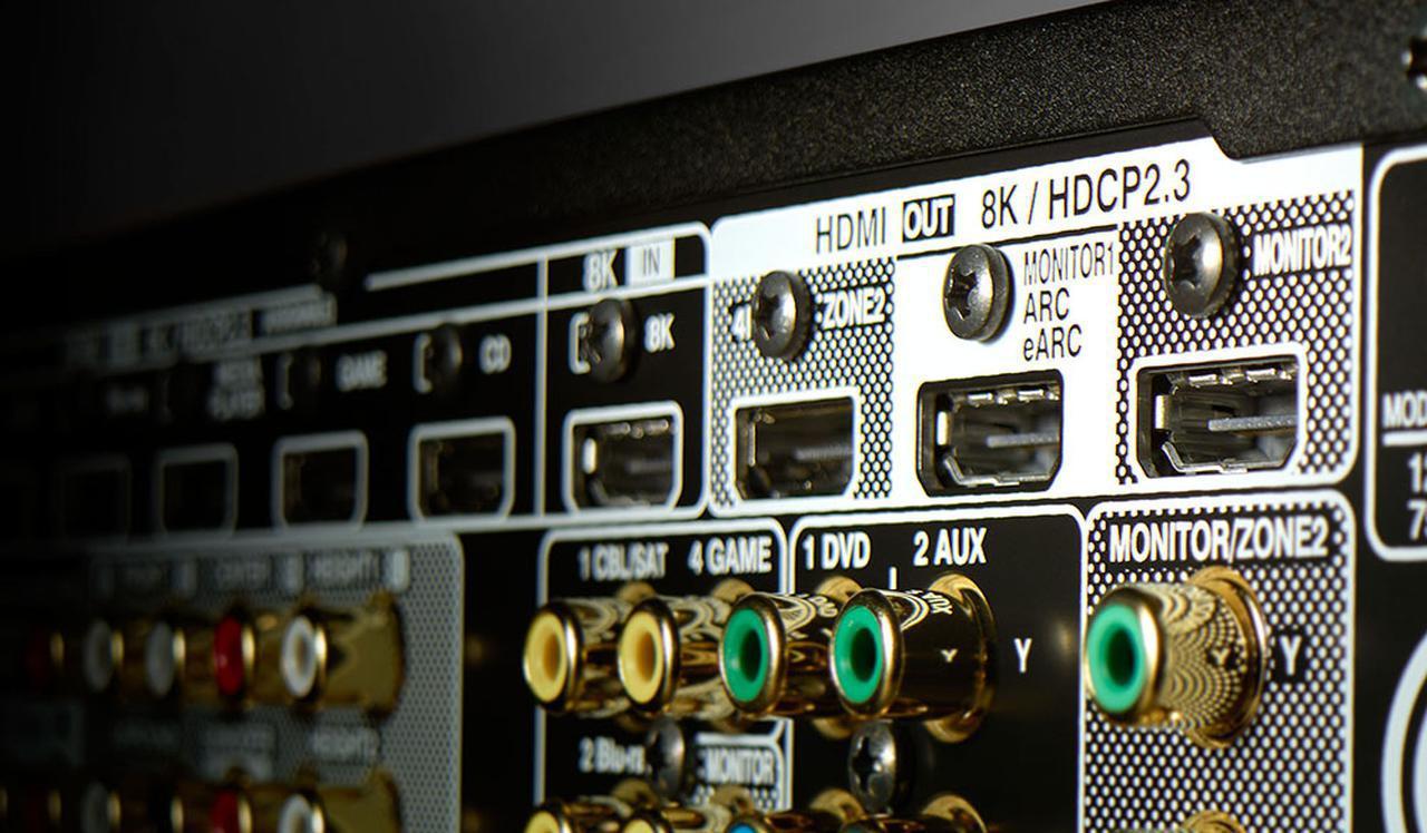 画像: デノンが8K対応に一番乗り! AVセンター「AVC-X6700H」「AVR-X4700H」は、8K/60p信号の入出力やMPEG-4 AACのデコード機能も備え、2020年のホームシアターを牽引する - Stereo Sound ONLINE