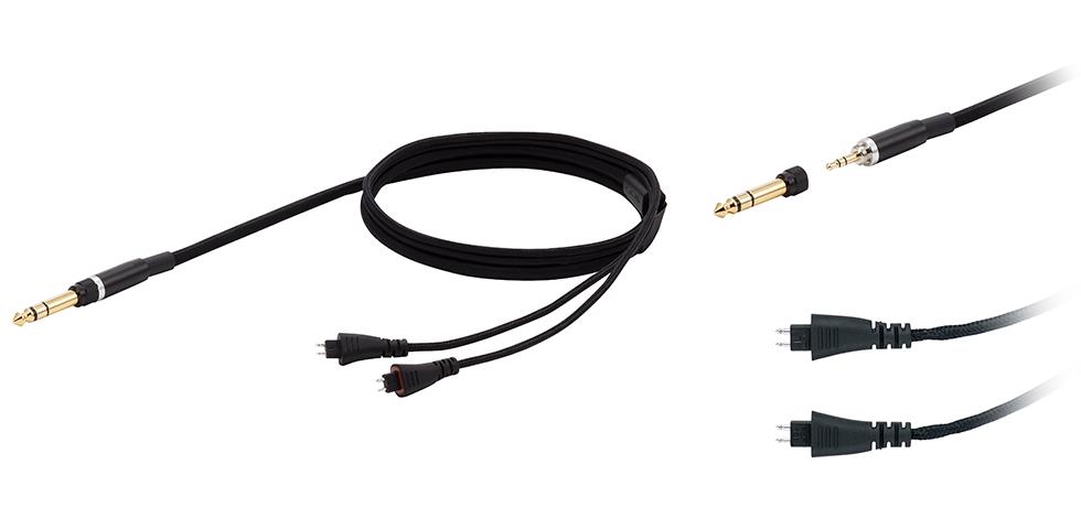 画像: プレミアム・ヘッドホン用ケーブルET-H1.2N7UBを発売致します。 | Fostex(フォステクス)