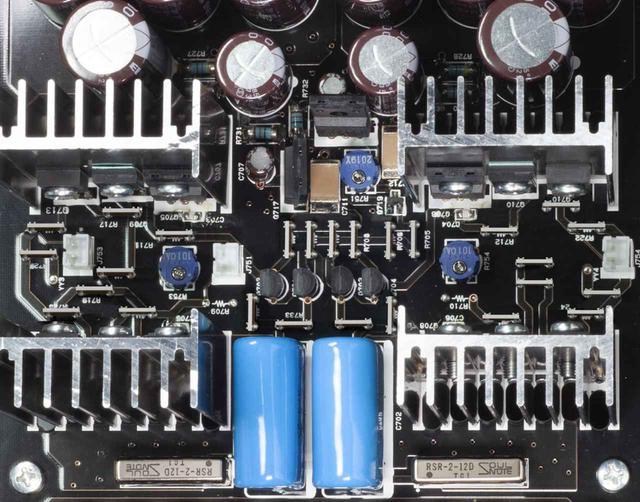 画像: ディスクリート無帰還バランス回路「Type-Rサーキット」