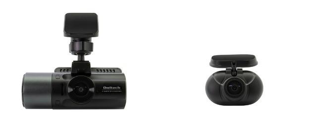 画像: あおり運転から身を守る! 車内も撮影できる3カメラ仕様のドライブレコーダー「OWL-DR803FG-3C」、オウルテックから発売