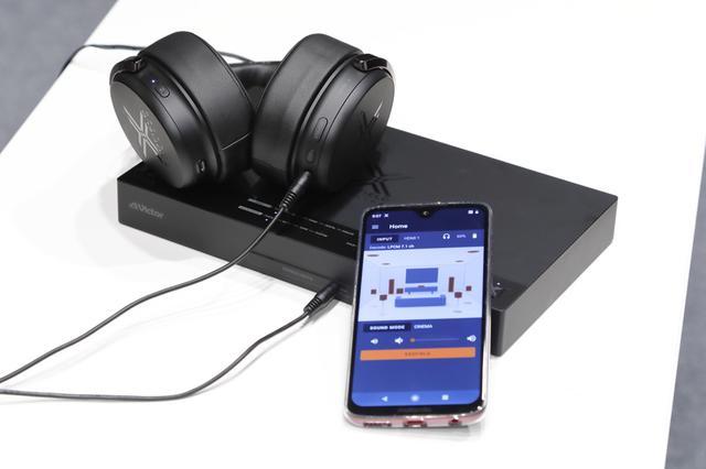 画像4: 空間そのものから音が涌き出る新たな価値を提示したサラウンドシステム ビクター「XP-EXT1」