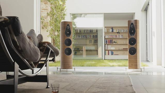 画像: ソナス・ファベールから、「Olympica」をリ・デザインした「Olympica NOVA」シリーズが6月5日に日本発売決定。トールボーイ2モデルと、ブックシェルフ1モデルが揃う - Stereo Sound ONLINE