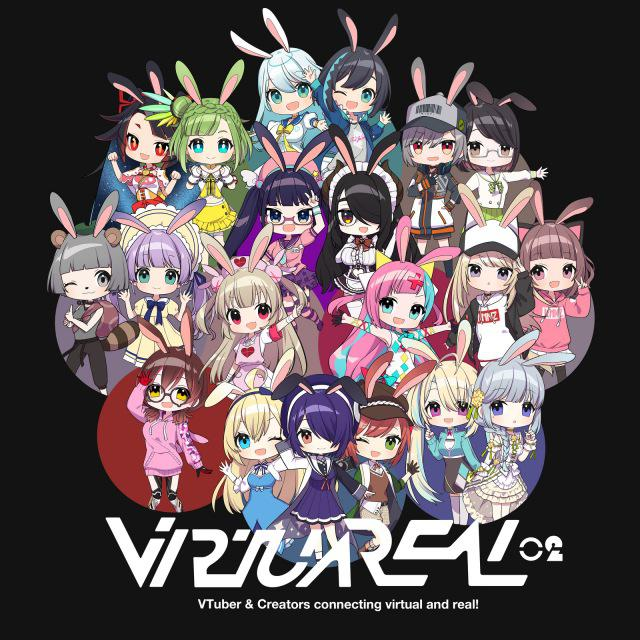 画像: VirtuaREAL.02 / 1 on OTOTOY Music Store