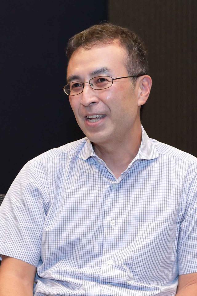 画像: 市場企画部 市場開拓推進グループ 村居 聡さん
