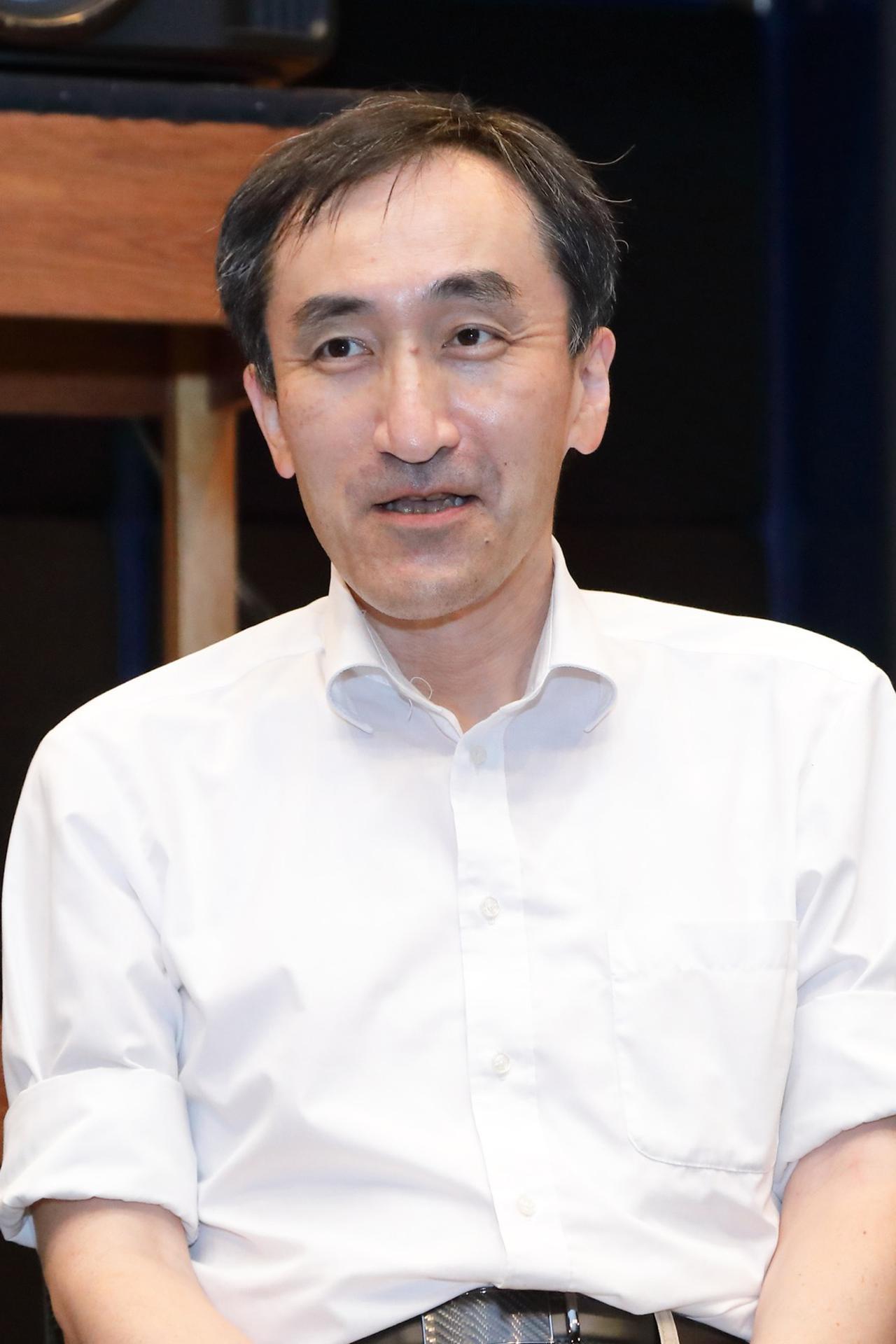 画像: 技術部 7グループ 主任 小西正也さん