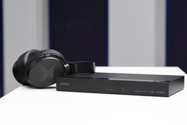 画像1: 空間そのものから音が涌き出る新たな価値を提示したサラウンドシステム ビクター「XP-EXT1」