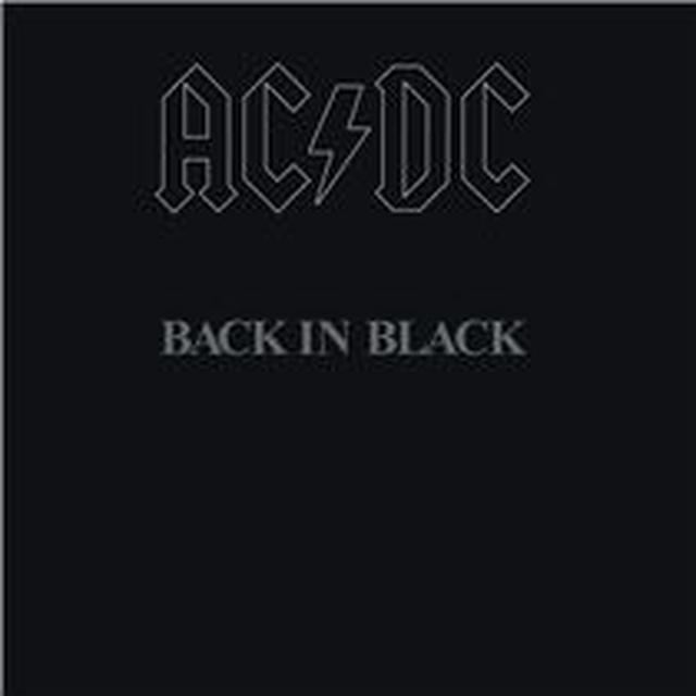 画像: Back In Black - ハイレゾ音源配信サイト【e-onkyo music】