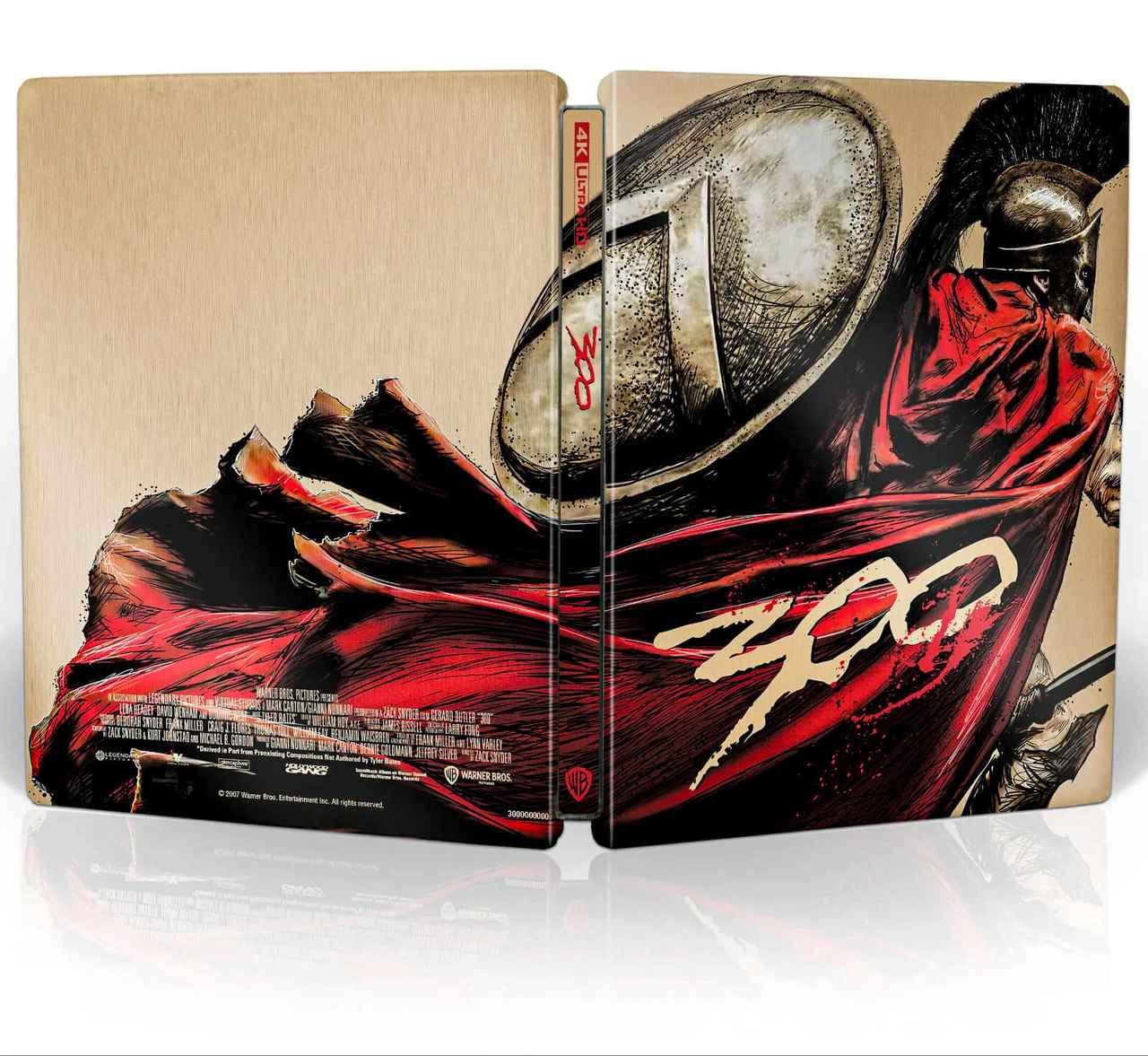 画像: Zavvi Exclusive Steelbook (UK)