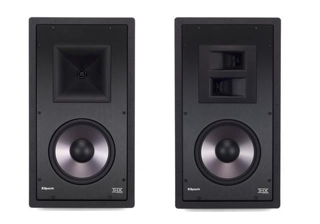 画像: 壁埋込型の「THX-8000-L」(左)と「THX-8000-S」(右)