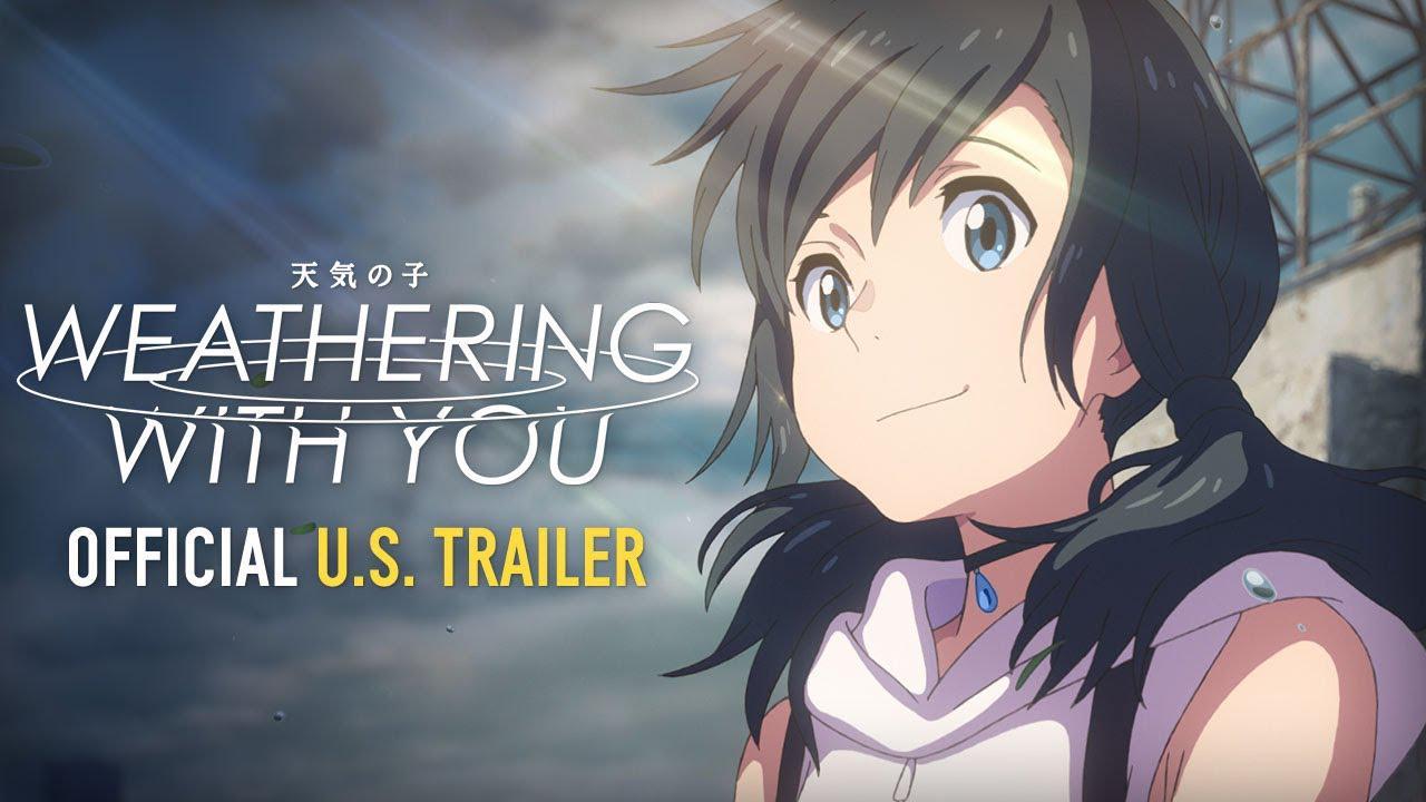 画像: Weathering With You [Official Subtitled U.S. Trailer, GKIDS] - January 15 www.youtube.com
