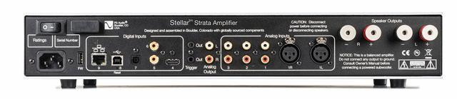画像2: PS Audio、電源供給能力を強化し、ネットワーク機能も装備したプリメインアンプ「StellarStrata」を発売。36万円