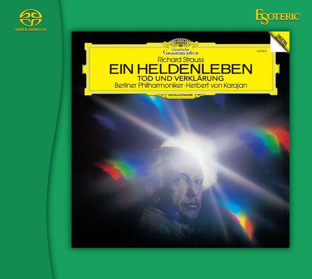 画像: ヘルベルト・フォン・カラヤン(指揮) ベルリン・フィルハーモニー管弦楽団 ■品番:ESSG-90227 ■仕様:Super Audio CDハイブリッド ■定価:¥3,611+税 ■レーベル:DEUTSCHE GRAMMOPHON ■音源提供:ユニバーサルミュージック合同会社 ■ジャンル:管弦楽曲 https://www.stereosound-store.jp/fs/ssstore/3316