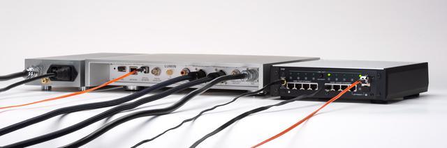 画像8: AVファンも光LAN接続に注目!明確な画質/音質の向上効果をもたらす「DELA OP-S100」