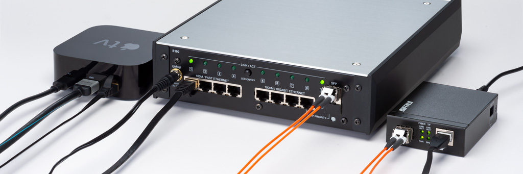 画像12: AVファンも光LAN接続に注目!明確な画質/音質の向上効果をもたらす「DELA OP-S100」