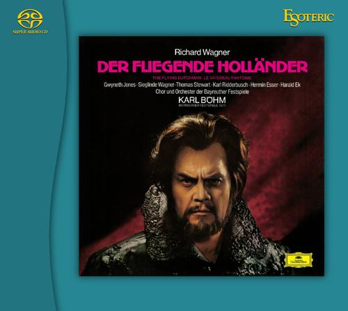 画像: ワーグナー:歌劇《さまよえるオランダ人》(全曲)(SACD/CD2枚組)ESSG-90229/30 ※予約商品・9月15日頃より順次発送予定