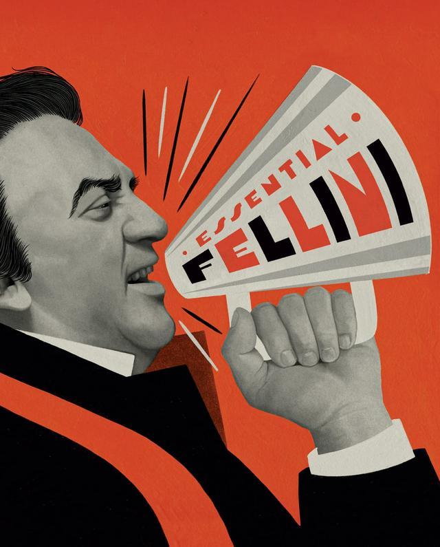 画像: 《UPDATE》永遠なるフェリーニ『エッセンシャル・フェリーニ』【クライテリオンNEWリリース】