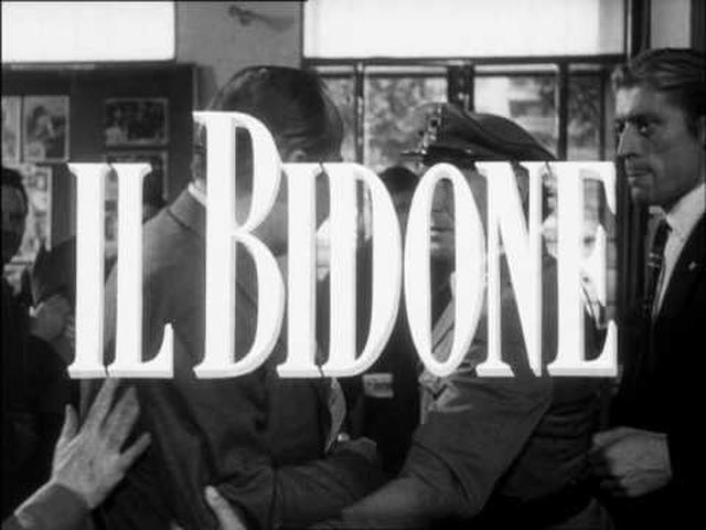画像: il bidone-bande annonce www.youtube.com