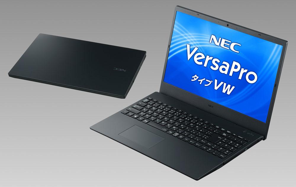 画像: NEC、ビジネス用パソコンの2020年夏モデルを発表。新筐体でモバイル性と使い勝手を向上させたノート「VersaPro UltraLite タイプVG」ほか18シリーズを、8月24日より順次発売