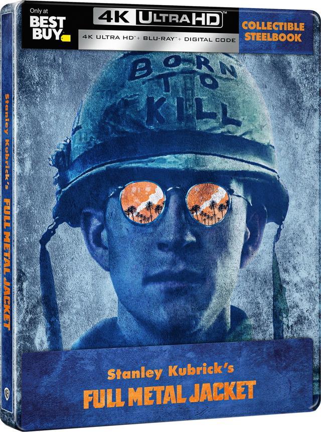 画像3: 《UPDATE》4Kキューブリック第3弾『フルメタル・ジャケット』【海外盤Blu-ray発売情報】