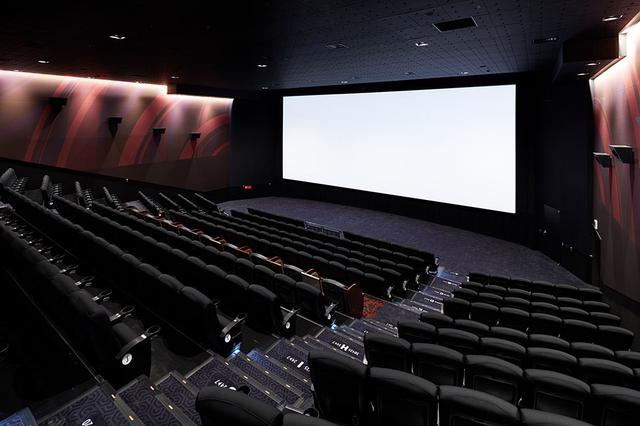 画像: プレミアムシアターの全景