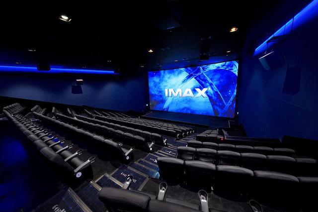 画像: IMAXシアターは12.1chサラウンドを備える