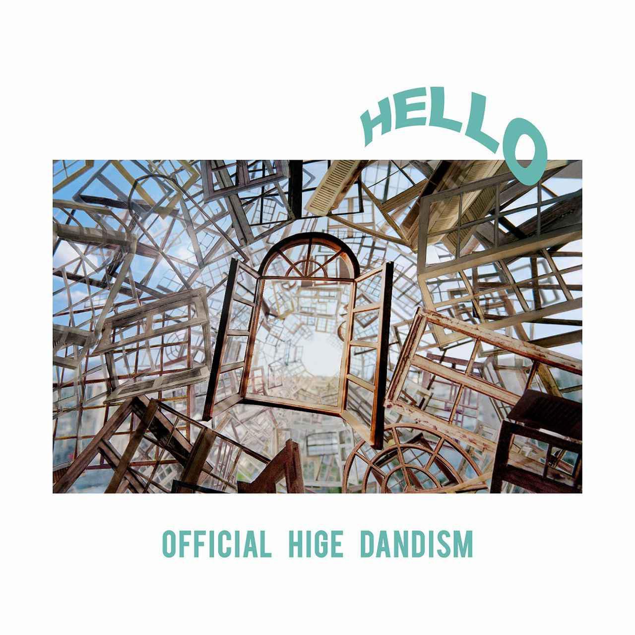 画像: HELLO EP / Official髭男dism