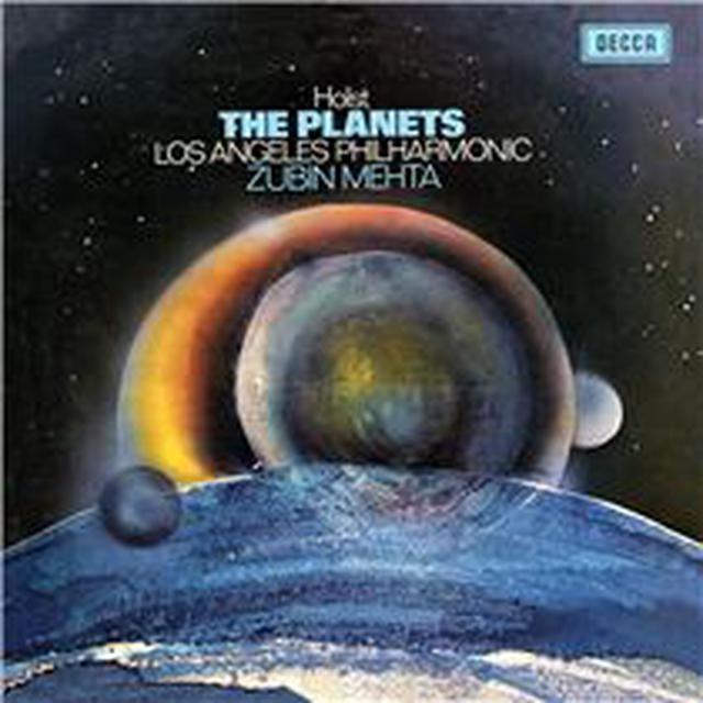 画像: Holst: The Planets - ハイレゾ音源配信サイト【e-onkyo music】
