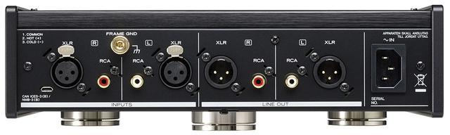 画像2: MCカートリッジのバランス入力に対応した、ティアックのフォノイコライザーアンプ「PE-505」が8月下旬に登場。レコードに刻まれた信号を、原音に近い音質で再現