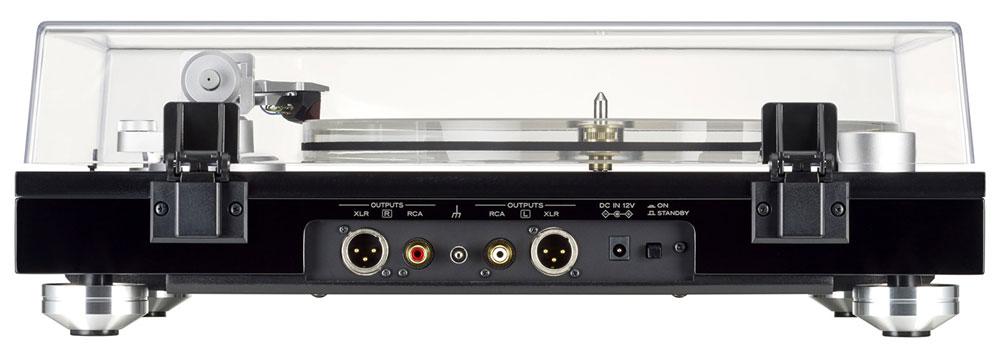 画像2: ティアック、XLRバランス出力搭載のアナログターンテーブル「TN-5BB」を8月下旬に発売