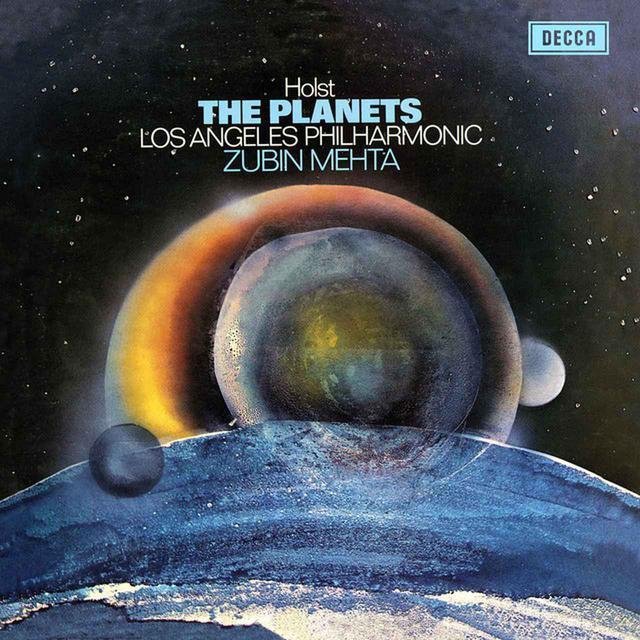 画像: Holst: The Planets/Los Angeles Philharmonic Orchestra, Zubin Mehta