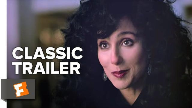 画像: Moonstruck Official Trailer #1 - Nicolas Cage Movie (1987) HD www.youtube.com