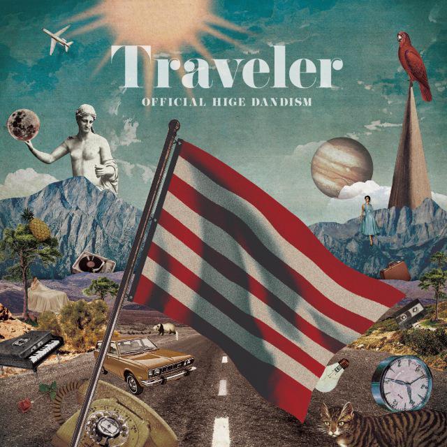 画像: Traveler / Official髭男dism on OTOTOY Music Store