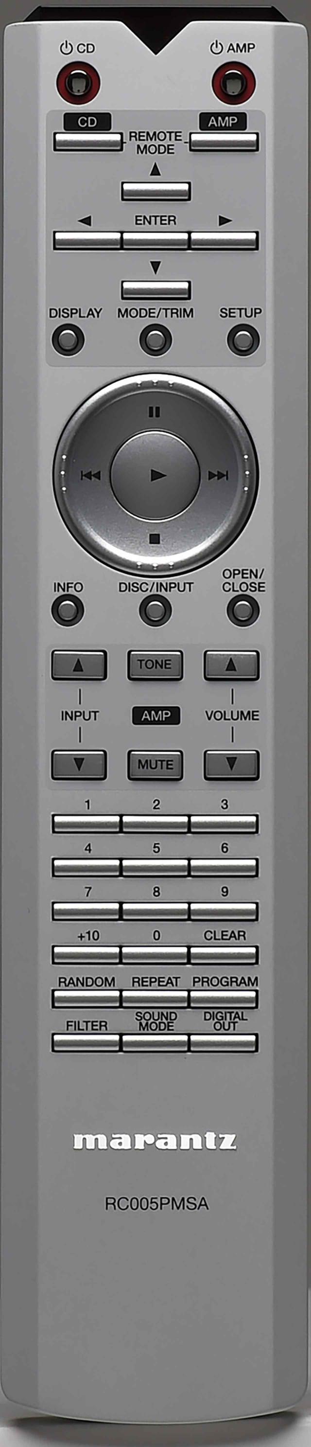 画像: デジタル信号処理の誤差を回避する「Dither」やノイズ特性の改善を図る「NoiseShaper」(いずれもDSDファイル再生時は機能しない)の音質調整が付属リモコンから可能。