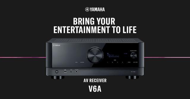 画像: ヤマハ | RX-V6A