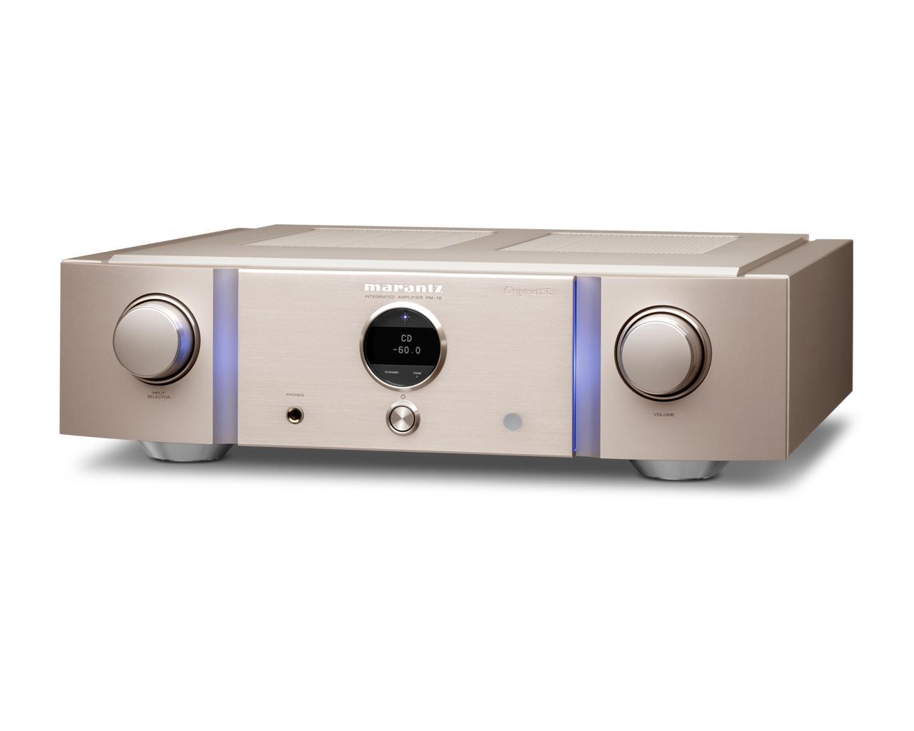 画像: SA-12 OSE | スーパーオーディオCD/CDプレーヤー | マランツ公式 SA-12 OSE
