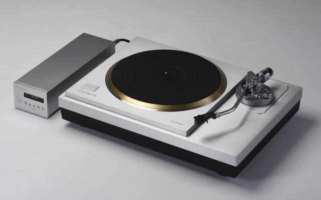 画像: 試聴に使用したレコードプレーヤー/テクニクス SL1000R ¥1,600,000(税別)