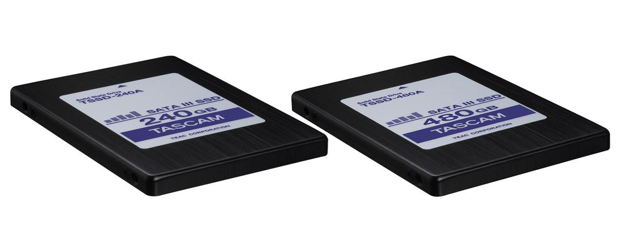 画像: TASCAM SSD | 製品トップ | TASCAM (日本)