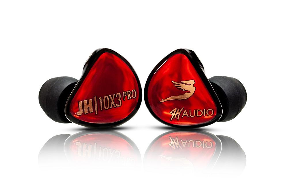 画像: ユニバーサルIEM「JH10X3 PRO Universal Limited」