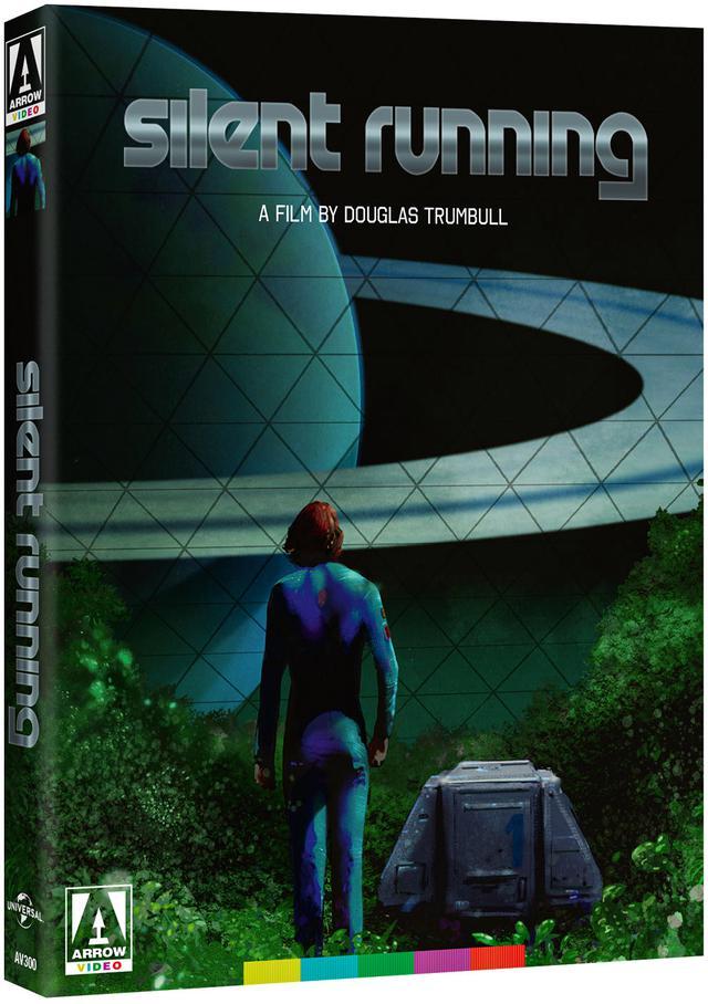 画像2: 特撮の神様ダグラス・トランブル監督作『サイレント・ランニング』【海外盤Blu-ray発売情報】