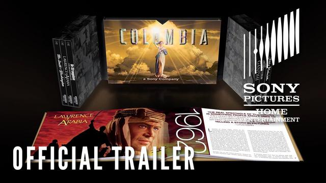 画像: Columbia Classics 4K Ultra HD Collection - OFFICIAL TRAILER Available June 16th! www.youtube.com