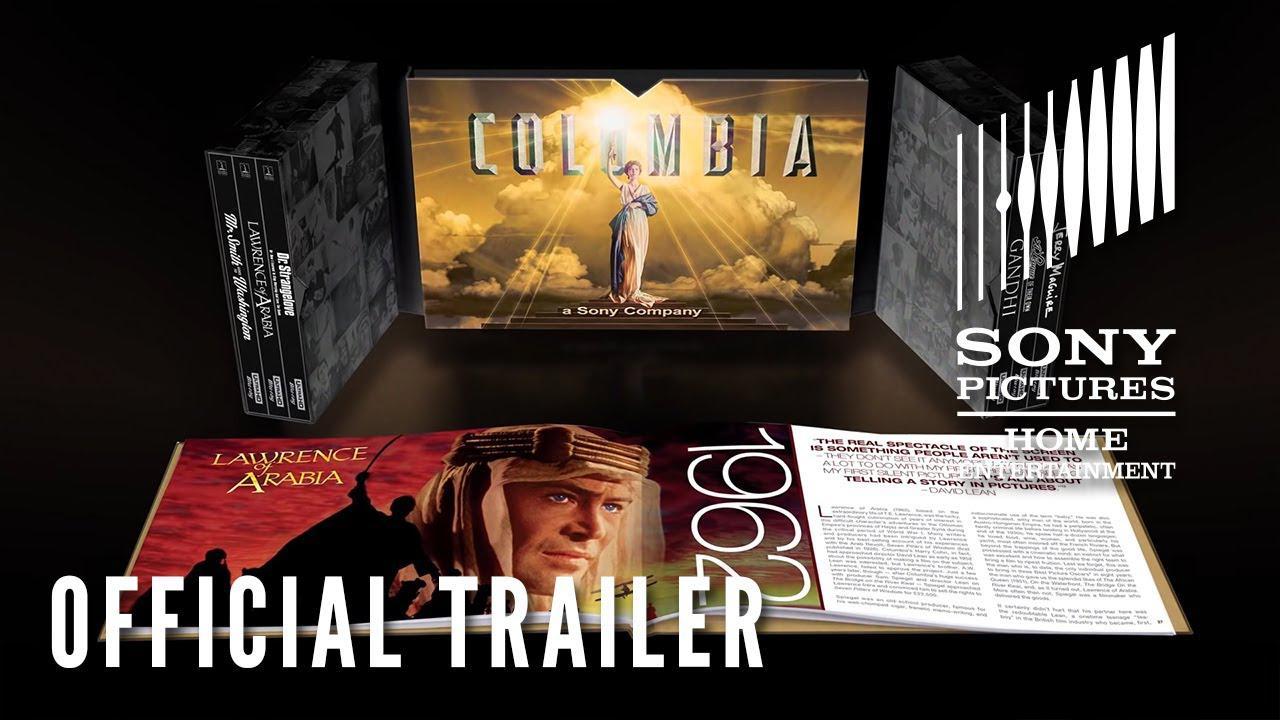 画像: Columbia Classics 4K Ultra HD Collection - OFFICIAL TRAILER Available June 16th! www.youtube.com