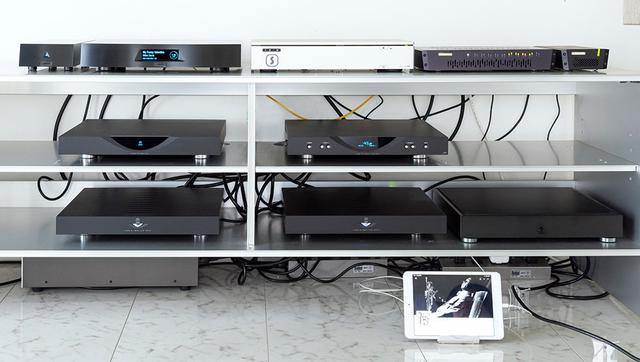 画像2: SOtMの「sMS-1000SQ Eunhasu」は、Roon Server対応ミュージックサーバーの注目機である。気になる音楽を自在に操り、さらにドーピング的(!)な魅力まで備えていた