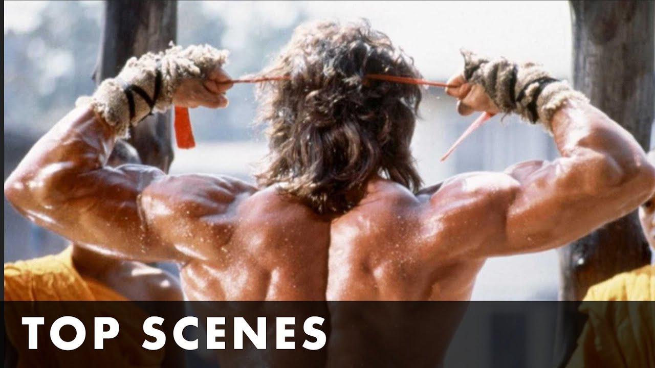 画像: TOP SCENES FROM RAMBO III - Starring Sylvester Stallone youtu.be